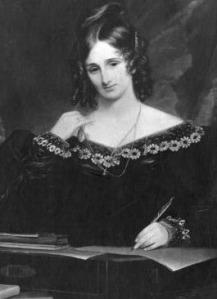 EL MOTHMAN...Misterio resuelto Mary-shelley-biography-1